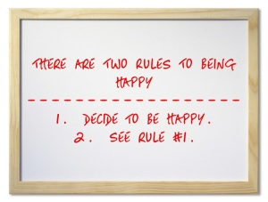 There-Are-Two-Rules-To