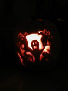 life is like halloween